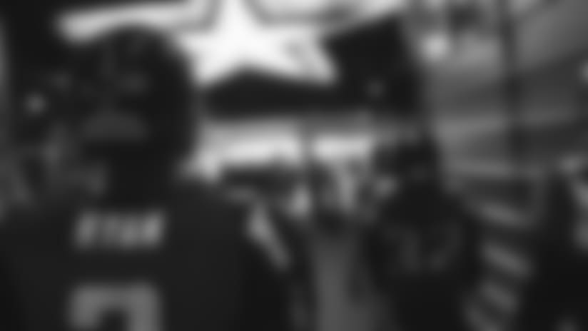 Sights and Sounds: Falcons at Cowboys