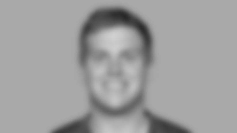 This is a photo of Carson Tinker of the Jacksonville Jaguars NFL football team. This image reflects the Jacksonville Jaguars active roster as of Wednesday, June 22, 2016. (AP Photo)