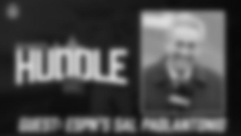 Giants Huddle | ESPN's Sal Paolantonio