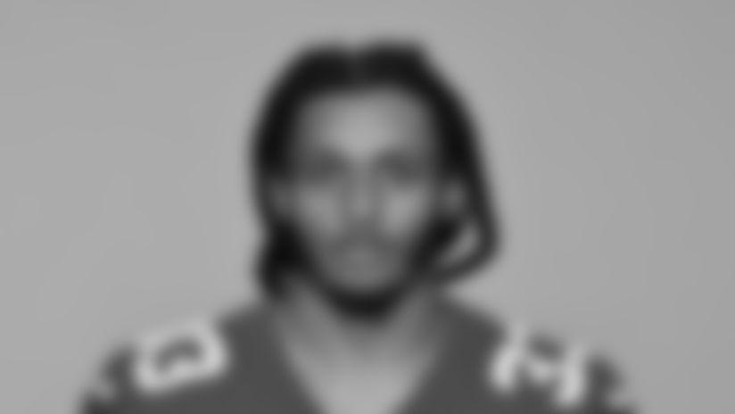 CB Aaron Robinson (33)