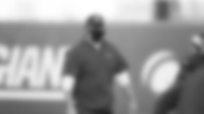 Head Coach Joe Judge