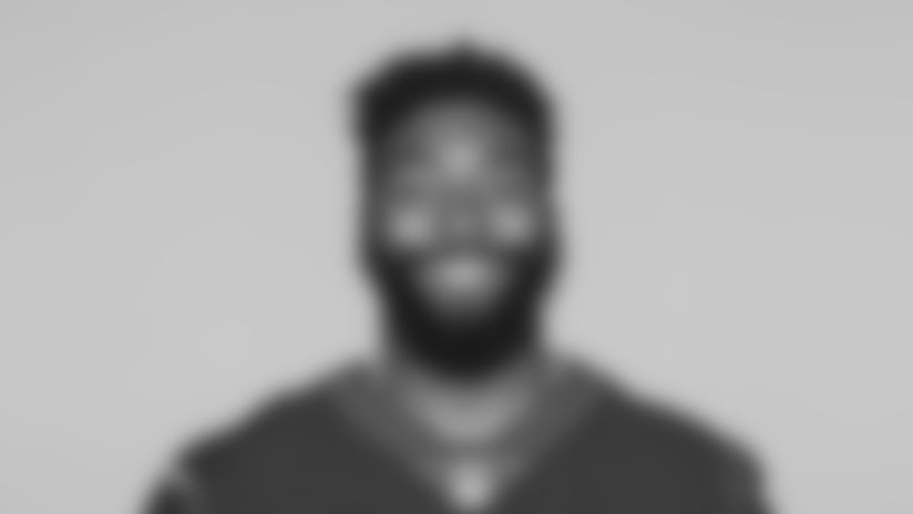 This is a photo of Joe Webb III of the Houston Texans NFL football team. This image reflects the Houston Texans active roster as of Thursday, May 30, 2019. (AP Photo)