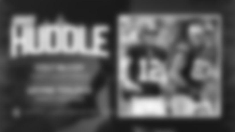 Giants Huddle | QB Colt McCoy & TE Levine Toilolo