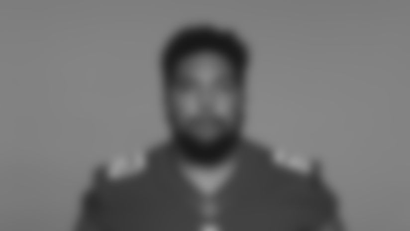 This is a 2020 photo of Kyle Murphy of the New York Giants NFL football team.This image reflects the New York Giants active roster as of August 1, 2020 when this image was taken.(AP Photo)