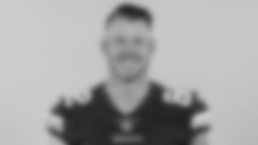 This is a 2020 photo of Kyle Rudolph of the Minnesota Vikings NFL football team. This image reflects the Minnesota Vikings active roster as of Thursday, Sept. 3, 2020 when this image was taken. (AP Photo)