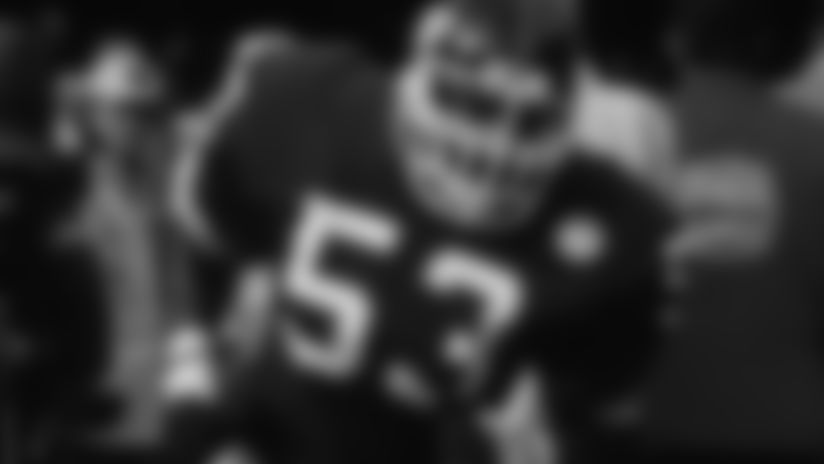 Giants Chronicles: Hall of Fame LB Harry Carson