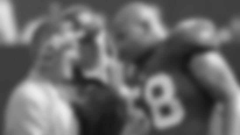 Former Giants pulling for Steve Spagnuolo in Super Bowl LIV