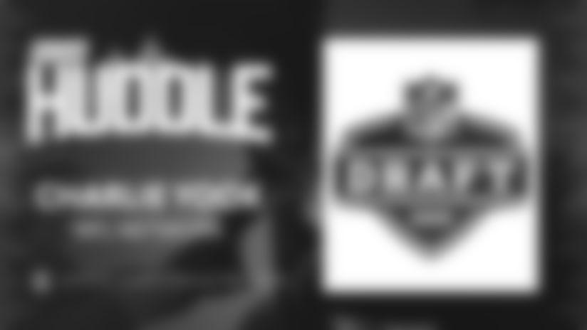 Giants Huddle | NFL Network Draft Producer Charlie Yook