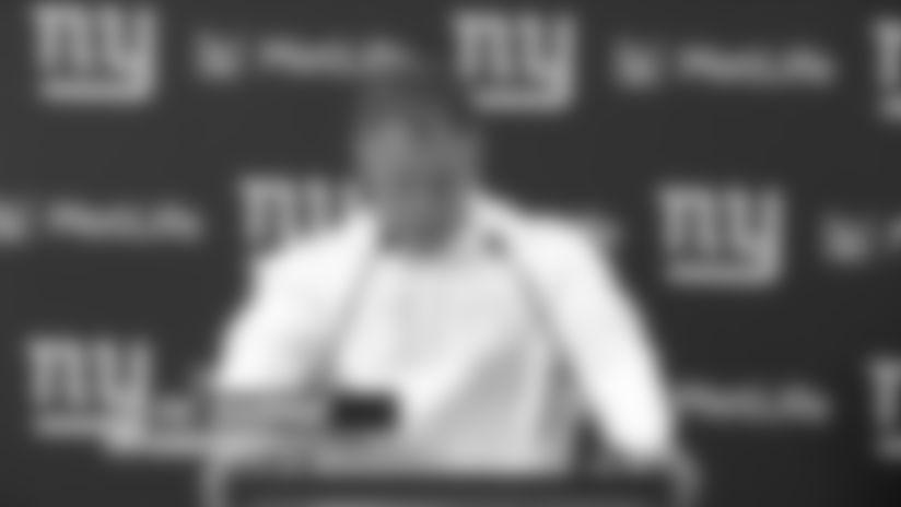 Coach Pat Shurmur talks key moments from Giants vs. Cowboys