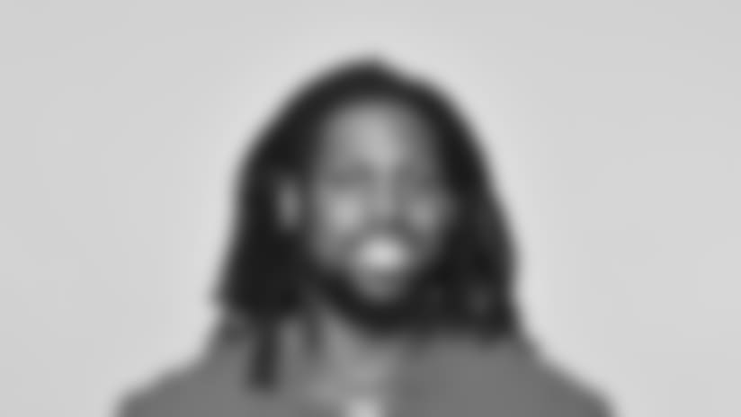 This is a 2018 photo of Avery Moss of the New York Giants NFL football team. This image reflects the New York Giants active roster as of June 11, 2018 when this image was taken. (AP Photo)