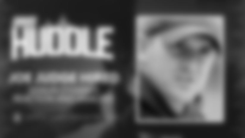 Giants Huddle | Reaction to Joe Judge hire
