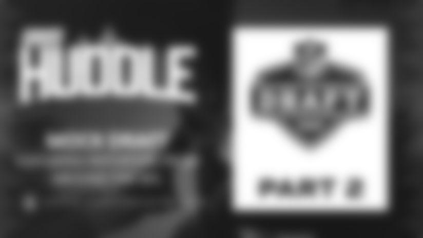 Giants Huddle | Reporters Mock Draft Part 2