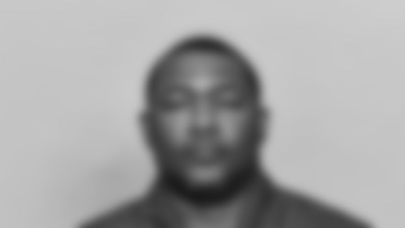 New York Giants assistant coach Patrick Graham