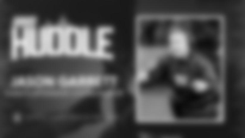 Giants Huddle | Offensive Coordinator Jason Garrett