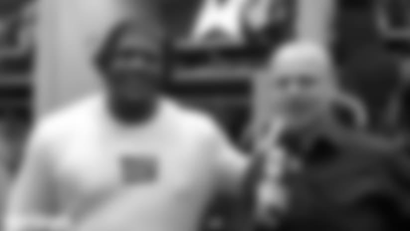Giants Insider: Guard Jamon Brown