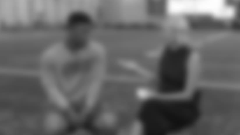 The Players Lounge: Saquon Barkley