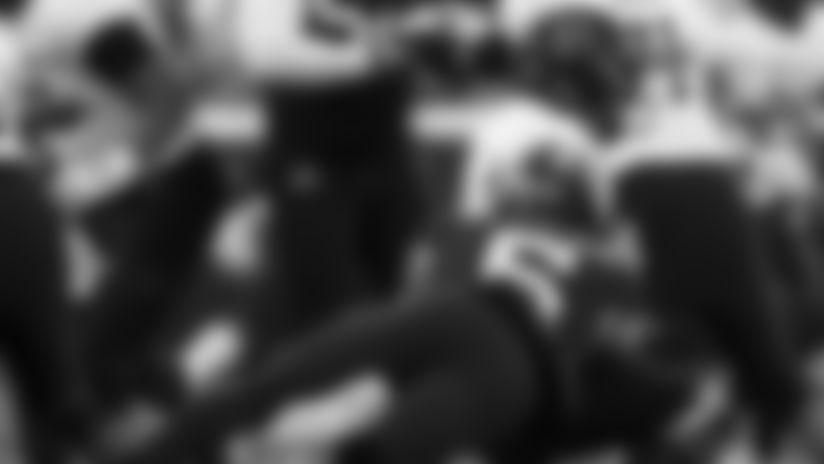 Minnesota's defensive back Chris Williamson (6) sacks Northwestern quarterback Clayton Thorson during an NCAA college football game Saturday, Nov. 17, 2018, in Minneapolis. Northwestern won 24-14. (AP Photo/Stacy Bengs)