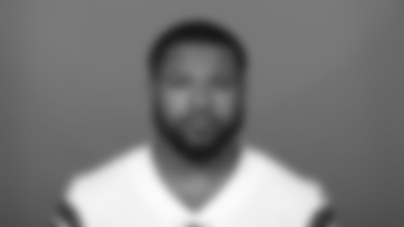 This is a 2019 photo of Mike Weber Jr. of the Dallas Cowboys NFL football team. This image reflects the Dallas Cowboys active roster as of Thursday, May 9, 2019 when this image was taken. (AP Photo)