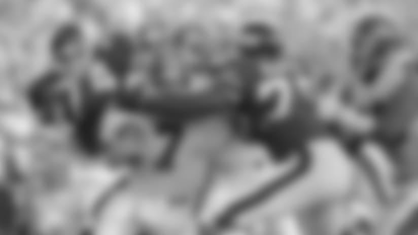 Through the Years: Giants vs. Broncos