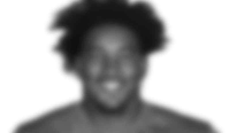 This is a 2019 photo of Eric Smith of the New York Jets NFL football team. This image reflects the New York Jets active roster as of Monday, June 3, 2019 when this image was taken. (AP Photo)