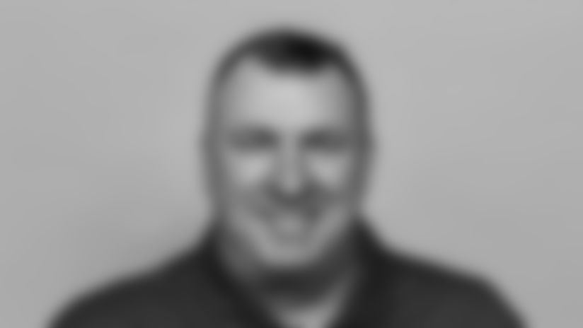 New York Giants assistant coach Bret Bielema