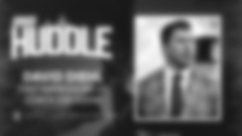 Giants Huddle | David Diehl on Coach Judge's immediate impact