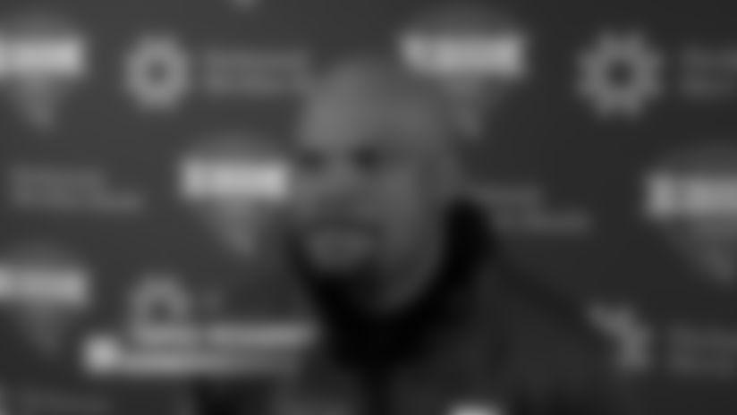 STC Thomas McGaughey on value of punter Riley Dixon