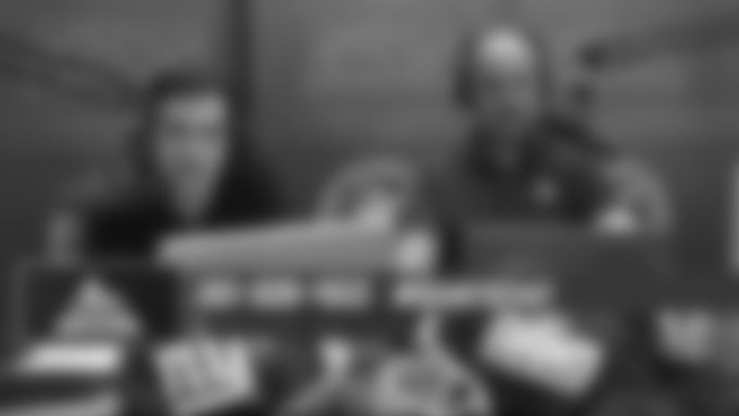 Big Blue Kickoff (1/16) | Giants Coaching Staff