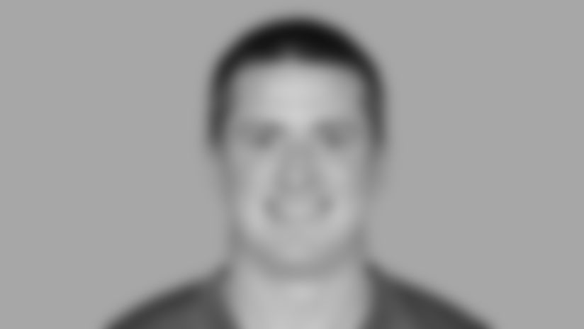 This is a 2020 photo of Clayton Thorson of the Dallas Cowboys NFL football team. This image reflects the Dallas Cowboys active roster as of Monday, July 27, 2020 when this image was taken. (AP Photo)