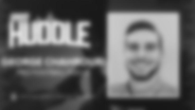 Giants Huddle | PFF's George Chahrouri