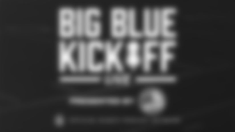 Big Blue Kickoff Live | (201) 939-4513