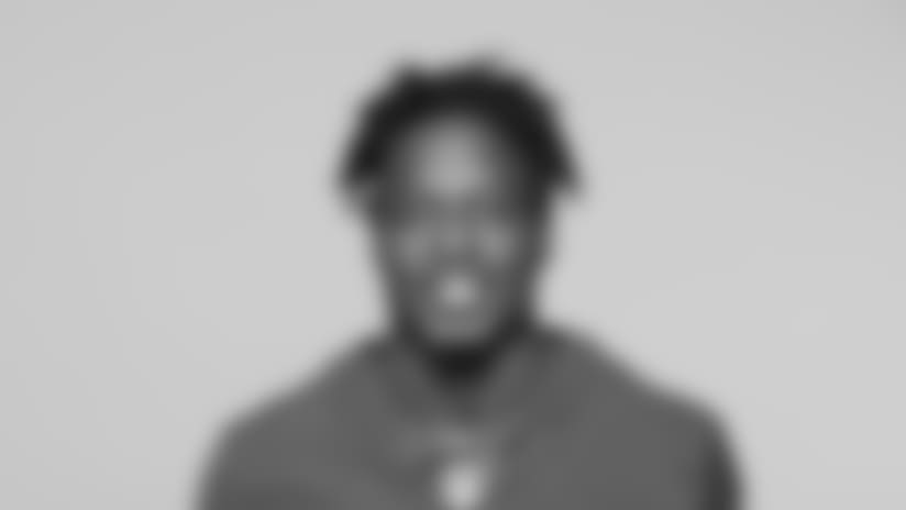This is a 2018 photo of Curtis Riley of the New York Giants NFL football team. This image reflects the New York Giants active roster as of June 11, 2018 when this image was taken. (AP Photo)