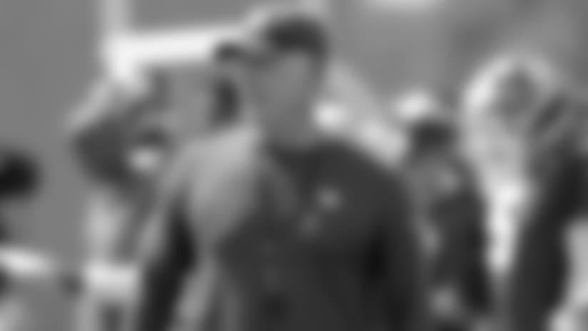 Shurmur Sez: Winning focus through roster changes