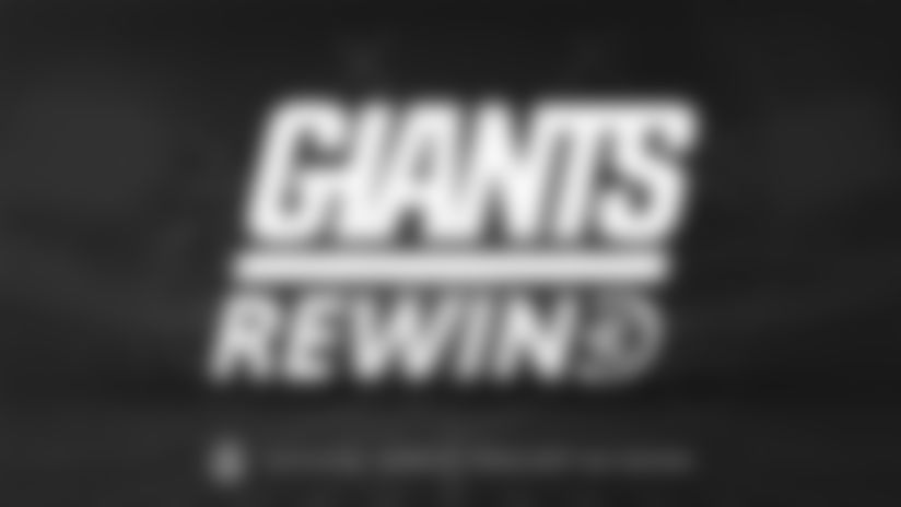 Giants Rewind