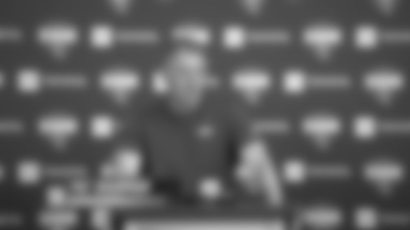 Quotes (7/28): Coach Shurmur, WR Coach Tolbert, DL Coach Emanuel, CB Ballentine