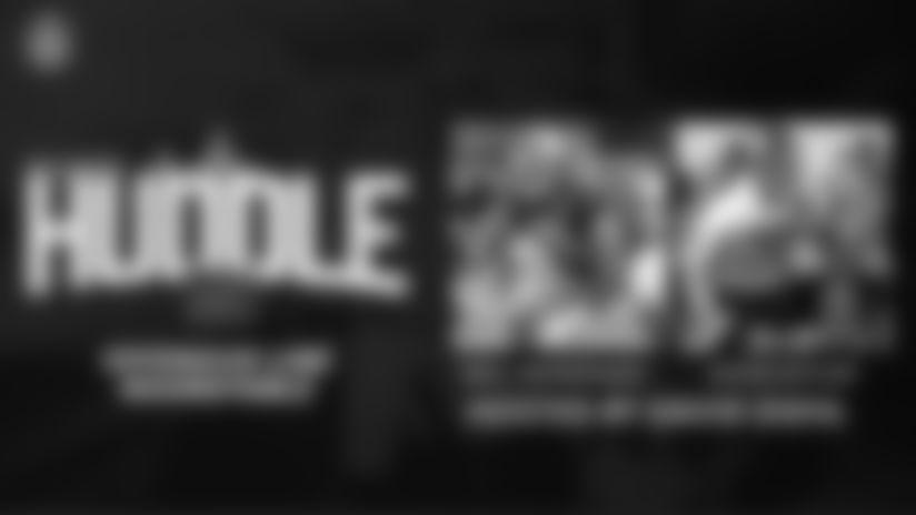 Giants Huddle: O-Line Roundtable with Hernandez, Zeitler, and Diehl