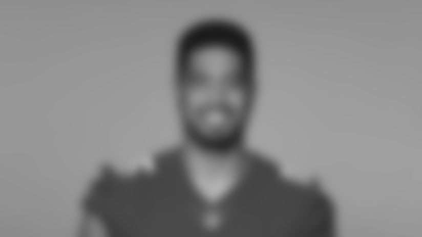 This is a 2020 photo of Levine Toilolo of the New York Giants NFL football team. This image reflects the New York Giants active roster as of August 1, 2020 when this image was taken. (AP Photo)