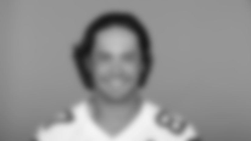 This is a 2020 photo of Cole Hikutini of the Dallas Cowboys NFL football team. This image reflects the Dallas Cowboys active roster as of Monday, July 27, 2020 when this image was taken. (AP Photo)