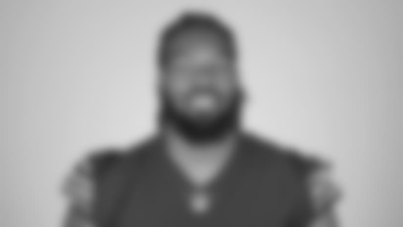 This is a 2018 photo of John Jenkins of the Chicago Bears NFL football team. This image reflects the Chicago Bears active roster as of Monday, April 16, 2018 when this image was taken. (AP Photo)