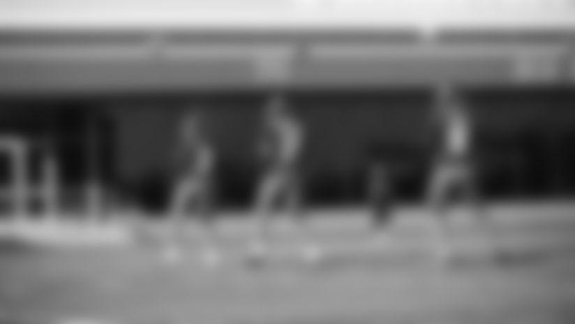 QB Alex Tanney (3), QB Eli Manning (10), QB Daniel Jones (8)