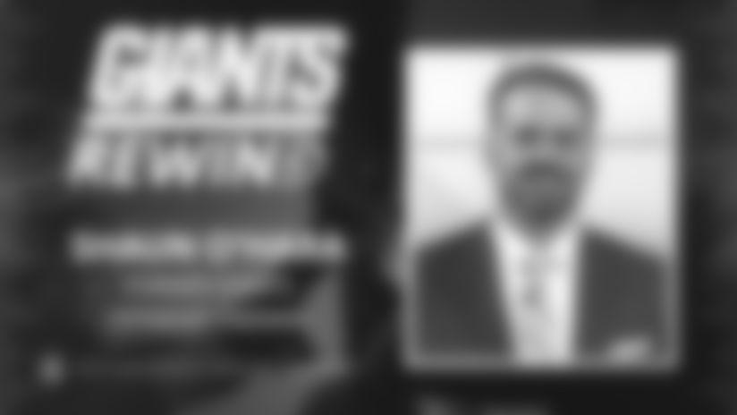 Giants Rewind | Shaun O'Hara Recaps Giants-Bears