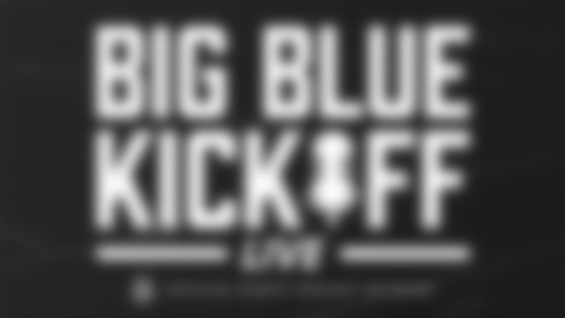 Big Blue Kickoff Live (5/13) | Audio and analysis from Joe Judge's video media session