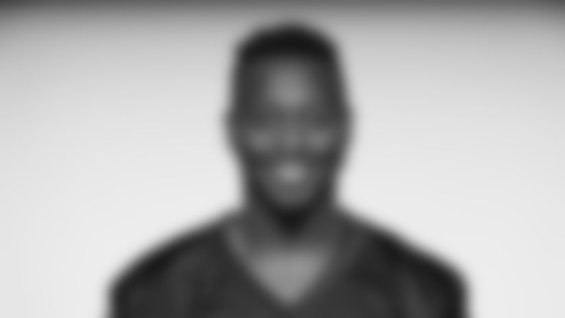 This is a photo of Joshua Kalu of the Tennessee Titans NFL football team. This image reflects the Tennessee Titans active roster as of Tuesday, Aug. 25, 2020. (AP Photo)