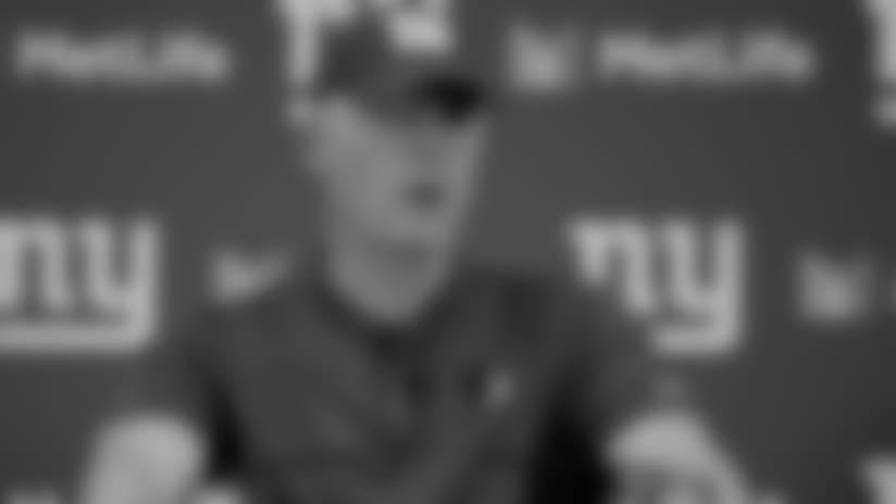 Coach Pat Shurmur's postgame press conference