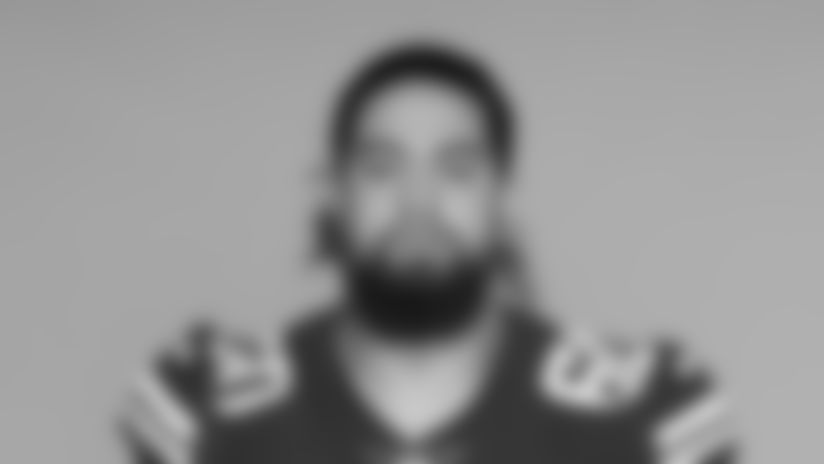 This is a 2020 photo of David Moa of the Minnesota Vikings NFL football team. This image reflects the Minnesota Vikings active roster as of Tuesday, July 28, 2020 when this image was taken. (AP Photo)