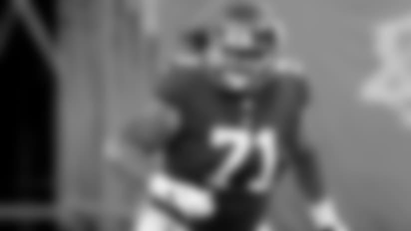 Giants Insider: OL Will Hernandez