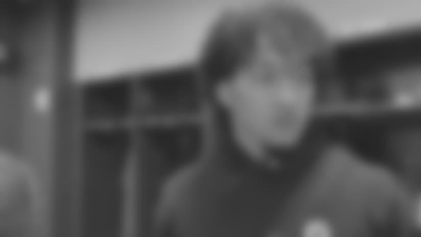Evan Engram on team record and looking ahead to Week 8