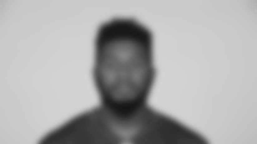 This is a 2018 photo of Myles Humphrey of the Baltimore Ravens NFL football team. This image reflects the Baltimore Ravens active roster as of Monday, June 11, 2018 when this image was taken. (AP Photo)