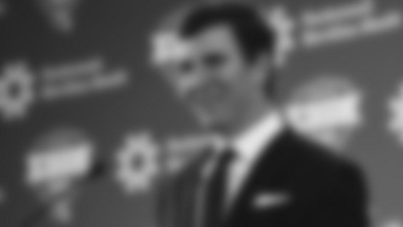 纽约的新英雄约翰·帕克·巴克曼宣布退休,卢卡斯。24,24,在纽约,福特·兰福德。照片……