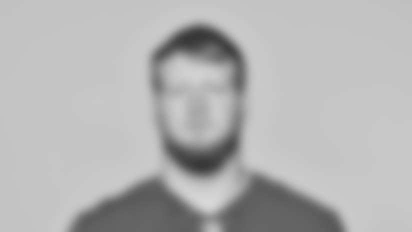 This is a 2018 photo of Josh Mauro of the New York Giants NFL football team. This image reflects the New York Giants active roster as of June 11, 2018 when this image was taken. (AP Photo)